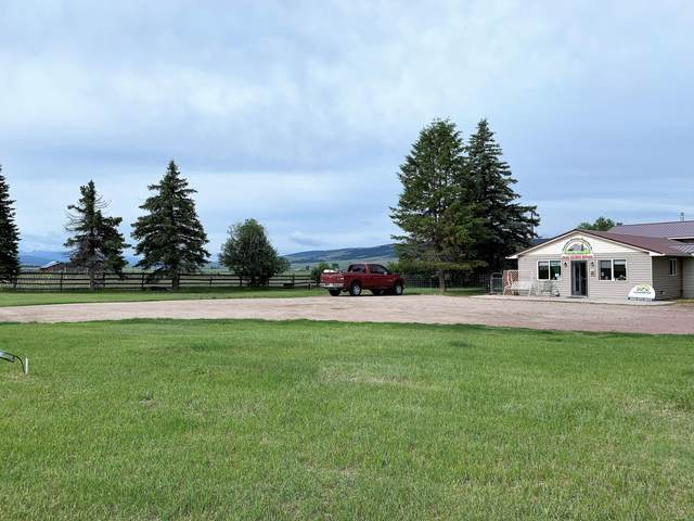 3799 Mt-1, Philipsburg, MT 59858 (MLS #22012094) :: Dahlquist Realtors