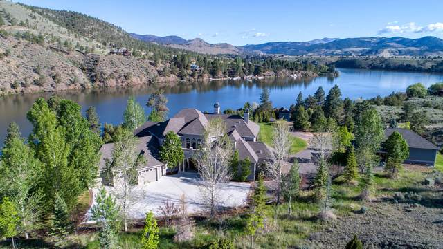 4163 St Clair Road, Helena, MT 59602 (MLS #22012098) :: Andy O Realty Group