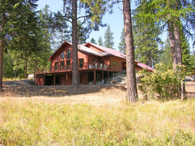 57 River Front Drive, Trout Creek, MT 59874 (MLS #22012139) :: Performance Real Estate