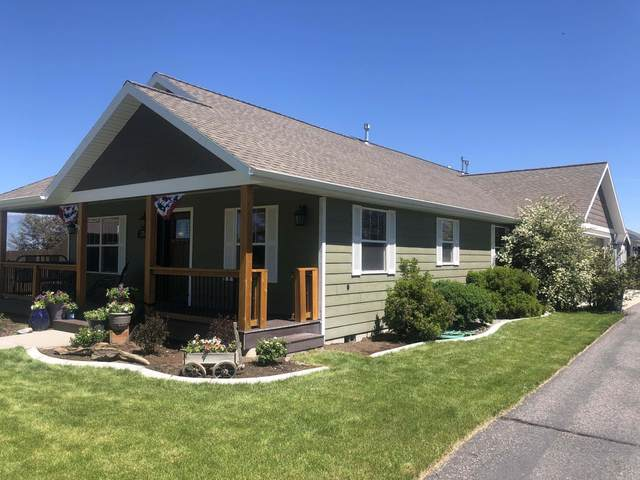 236 Bailer Drive, Belgrade, MT 59714 (MLS #22012213) :: Andy O Realty Group