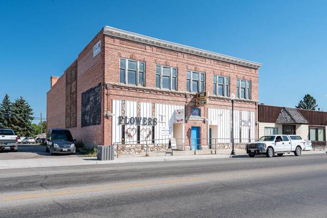 415 Broadway Street, Townsend, MT 59644 (MLS #22012284) :: Montana Life Real Estate