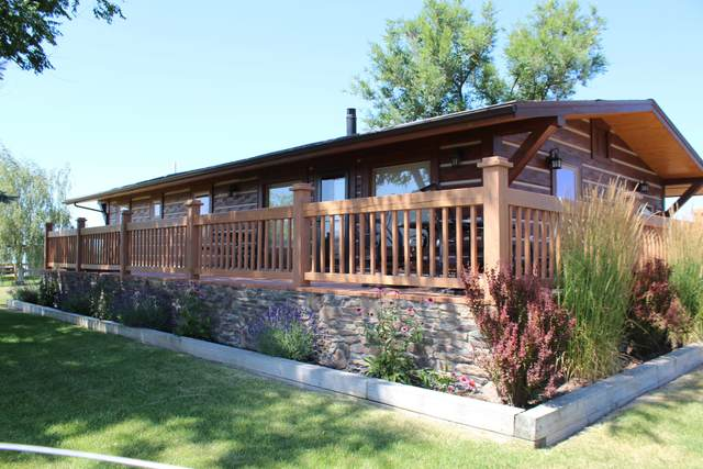 56899 Pope Lane, Saint Ignatius, MT 59865 (MLS #22012327) :: Performance Real Estate