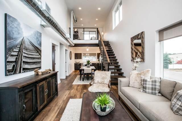 122 B Hawthorne Court, Whitefish, MT 59937 (MLS #22012404) :: Performance Real Estate