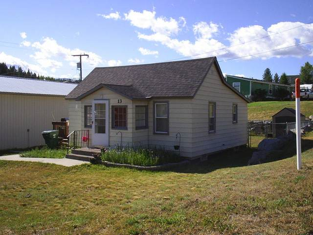 13 E Clancy Street, Clancy, MT 59634 (MLS #22012408) :: Andy O Realty Group
