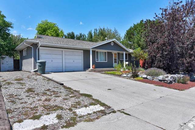 124 Fairway Drive, Helena, MT 59601 (MLS #22012421) :: Andy O Realty Group