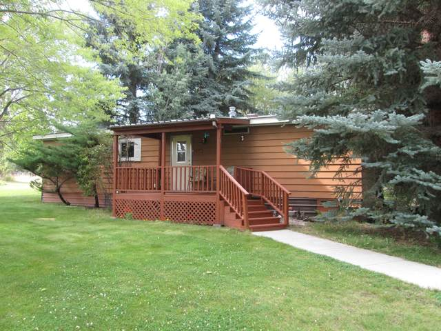 386 W River Road, Hamilton, MT 59840 (MLS #22012503) :: Andy O Realty Group