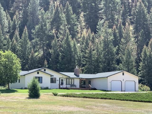 875 Lost Mine Loop Road, Missoula, MT 59803 (MLS #22012574) :: Andy O Realty Group