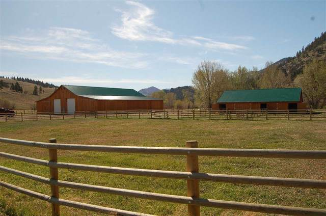 1540 Mt Hwy 434, Wolf Creek, MT 59648 (MLS #22012579) :: Andy O Realty Group