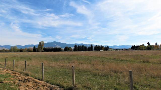 Nhn North Avenue W, Missoula, MT 59804 (MLS #22012594) :: Montana Life Real Estate