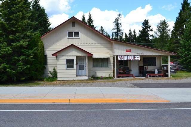 8760 Hwy 2 E, Hungry Horse, MT 59919 (MLS #22012724) :: Performance Real Estate