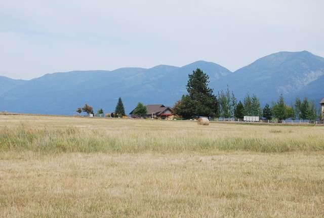 Nhn Hawk Drive, Polson, MT 59860 (MLS #22012865) :: Performance Real Estate