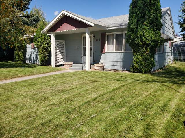 1614 Belvue Drive, Missoula, MT 59801 (MLS #22012875) :: Performance Real Estate
