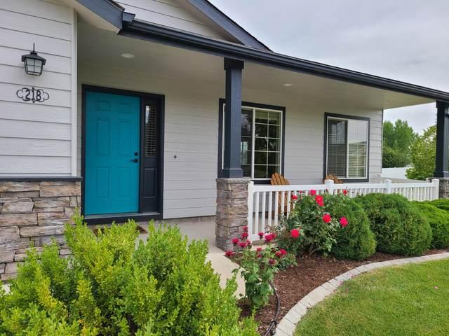 218 Blue Crest Drive, Kalispell, MT 59901 (MLS #22012885) :: Performance Real Estate
