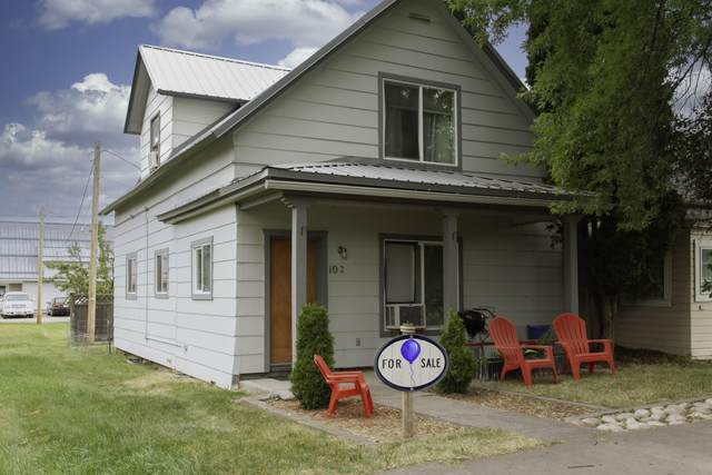 102 4th Avenue W, Polson, MT 59860 (MLS #22012886) :: Performance Real Estate