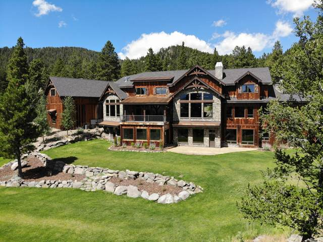 14 Eagle View Drive, Clancy, MT 59634 (MLS #22013038) :: Performance Real Estate