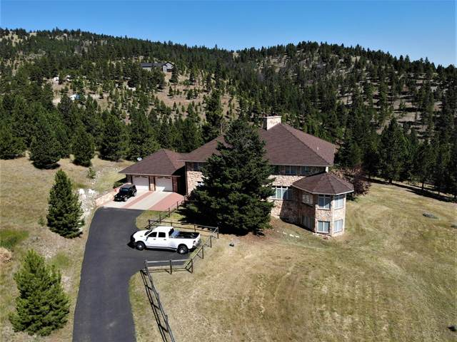40 Martinez Gulch Road, Clancy, MT 59634 (MLS #22013093) :: Andy O Realty Group