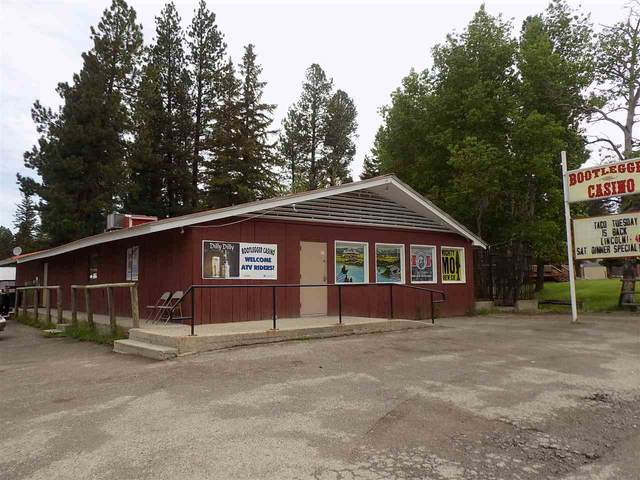 602 Main Street, Lincoln, MT 59639 (MLS #22013099) :: Andy O Realty Group