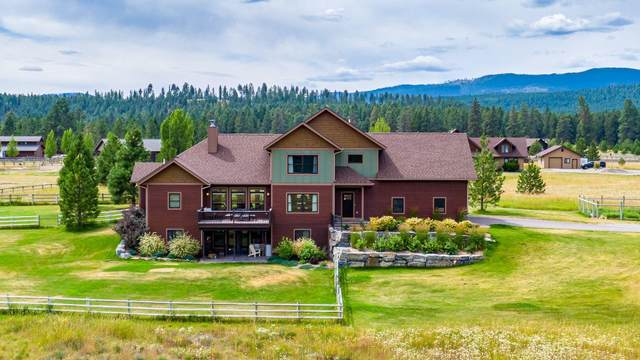 112 Farm To Market Court, Whitefish, MT 59937 (MLS #22013175) :: Andy O Realty Group