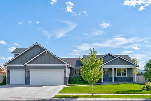 112 Ali Loop, Kalispell, MT 59901 (MLS #22013231) :: Andy O Realty Group