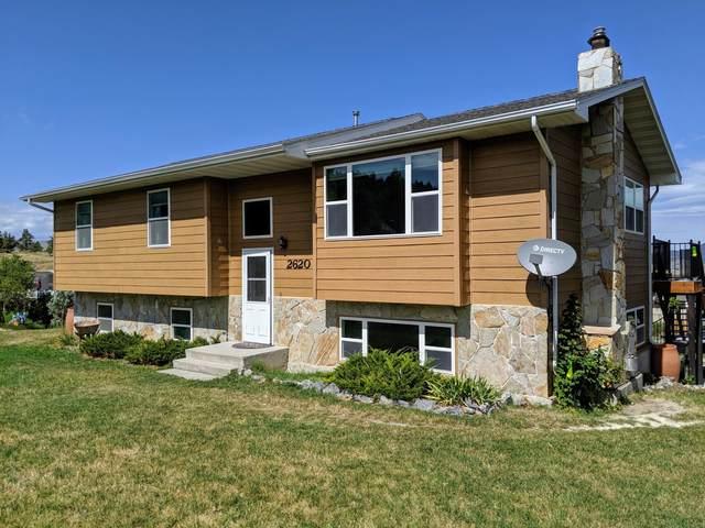 2620 Stuart Street, Helena, MT 59601 (MLS #22013390) :: Performance Real Estate
