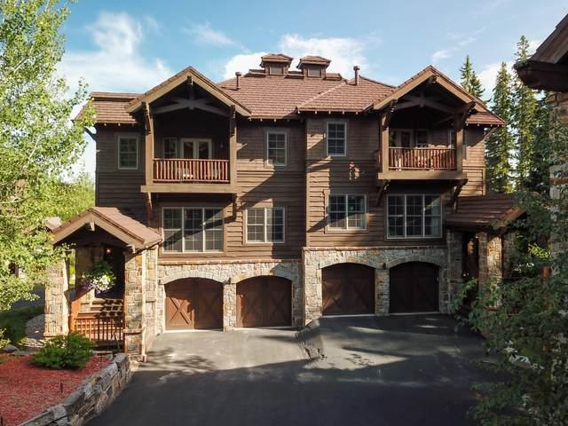 144 Slopeside Drive, Whitefish, MT 59937 (MLS #22013540) :: Performance Real Estate