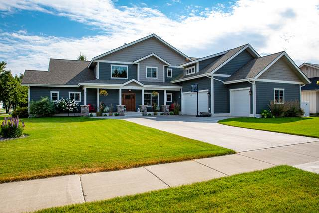 14 Glacier Circle, Kalispell, MT 59901 (MLS #22013566) :: Montana Life Real Estate