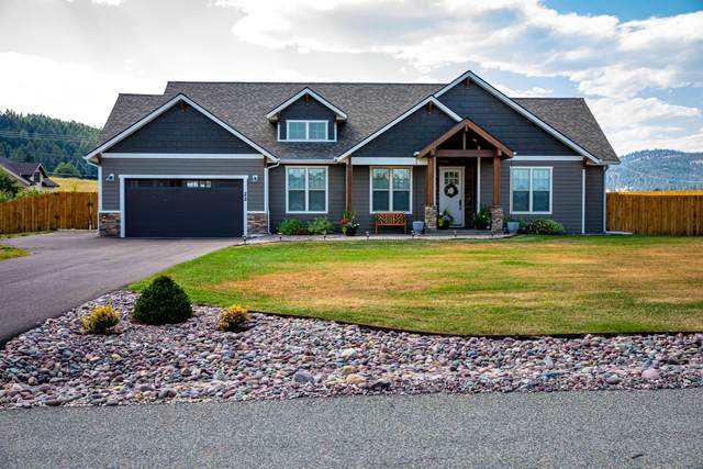 22 Eagle Ridge Lane, Kalispell, MT 59901 (MLS #22013737) :: Performance Real Estate