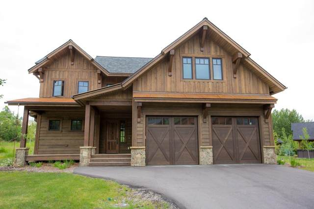 645 Nature Trail, Whitefish, MT 59937 (MLS #22013803) :: Whitefish Escapes Realty