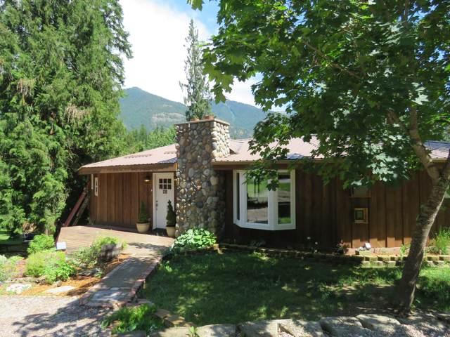 78 Halo Drive, Troy, MT 59935 (MLS #22013845) :: Montana Life Real Estate