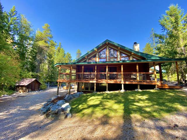 677 Latigo Lane, Bigfork, MT 59911 (MLS #22014147) :: Performance Real Estate