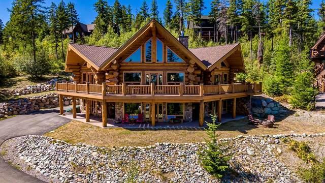 145 Ridge Run Drive, Whitefish, MT 59937 (MLS #22014153) :: Montana Life Real Estate