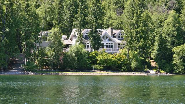 14726 Swan Shores Lane, Bigfork, MT 59911 (MLS #22014424) :: Montana Life Real Estate