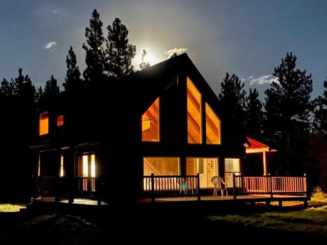 3780 Little Wolf Creek Road, Wolf Creek, MT 59648 (MLS #22014448) :: Andy O Realty Group