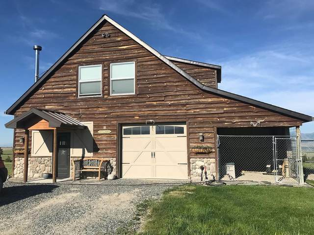 72 Silver Sage Road, Townsend, MT 59644 (MLS #22014456) :: Andy O Realty Group