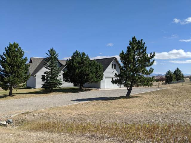 3 Skyline Drive, Clancy, MT 59634 (MLS #22014603) :: Andy O Realty Group