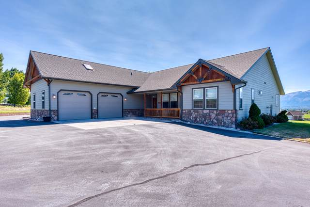795 Bauer Lane, Corvallis, MT 59828 (MLS #22014679) :: Andy O Realty Group