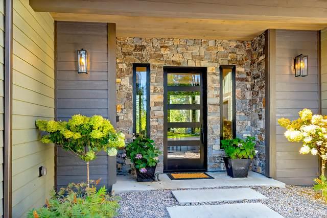 1322 Whitefish Village Drive, Whitefish, MT 59937 (MLS #22014736) :: Performance Real Estate