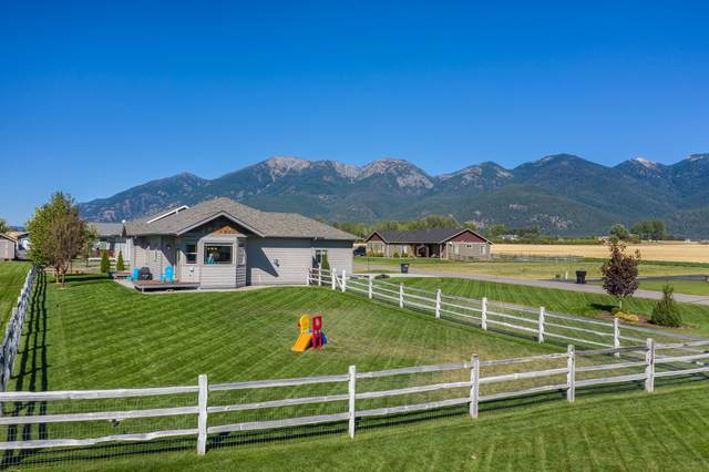 791 Fox Den Trail, Kalispell, MT 59901 (MLS #22014759) :: Dahlquist Realtors