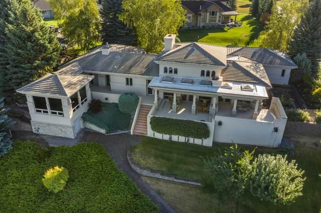 237 Bridger Drive, Bigfork, MT 59911 (MLS #22014819) :: Andy O Realty Group