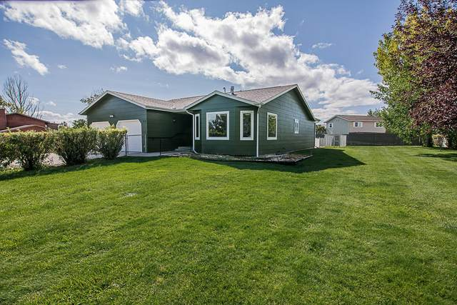 515 Stadler Road, Helena, MT 59602 (MLS #22014841) :: Montana Life Real Estate