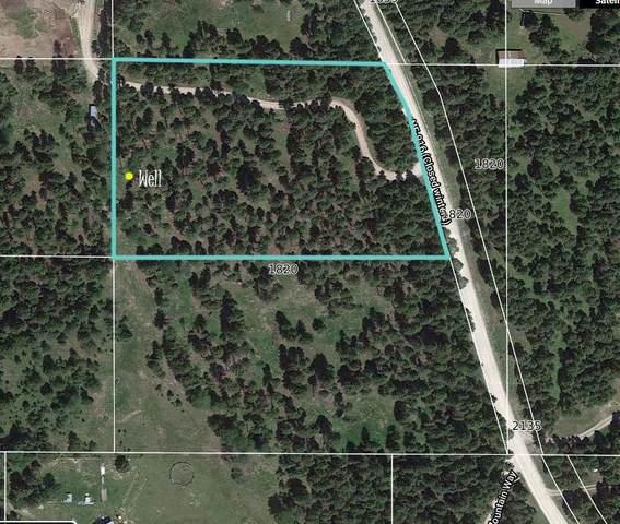 1820 Truman Creek Road, Kila, MT 59920 (MLS #22014937) :: Performance Real Estate