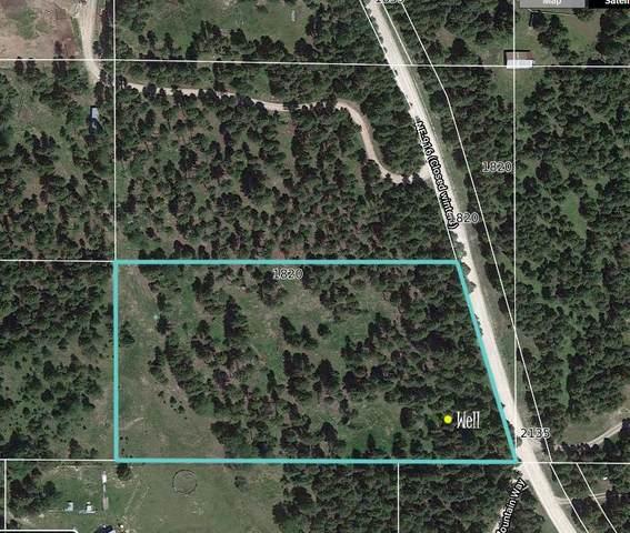 1820b Truman Creek Road, Kila, MT 59920 (MLS #22014942) :: Performance Real Estate
