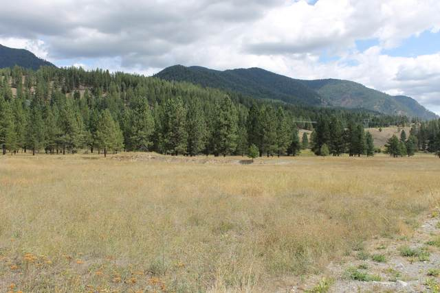 Nhn Mt. Silcox Drive, Thompson Falls, MT 59873 (MLS #22015010) :: Andy O Realty Group