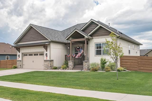 123 E Swift Creek Way, Kalispell, MT 59901 (MLS #22015142) :: Performance Real Estate
