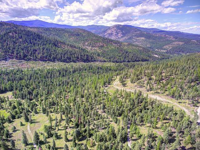 1050 Alpenglow Drive - 40 Acres, Lakeside, MT 59922 (MLS #22015242) :: Dahlquist Realtors