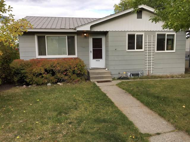 1426 Choteau Street, Helena, MT 59601 (MLS #22015285) :: Whitefish Escapes Realty