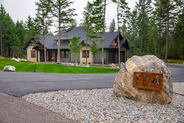 184 Hills Lookout Court, Whitefish, MT 59937 (MLS #22015319) :: Montana Life Real Estate