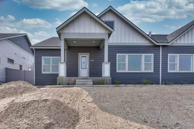 2643 Jeannette Rankin Drive, Helena, MT 59601 (MLS #22015356) :: Whitefish Escapes Realty