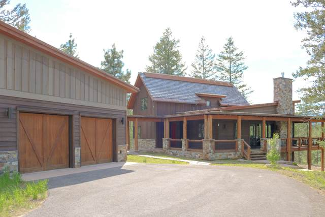 413 Glacier Peaks Road, Eureka, MT 59917 (MLS #22015358) :: Whitefish Escapes Realty