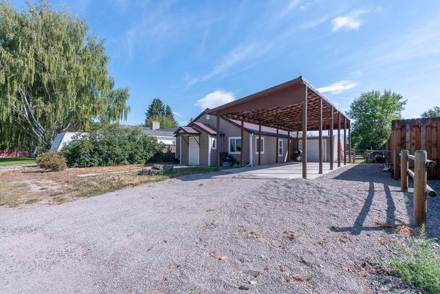 129 S Cherry Street, Townsend, MT 59644 (MLS #22015362) :: Andy O Realty Group